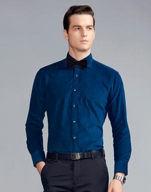 灯芯绒衬衫